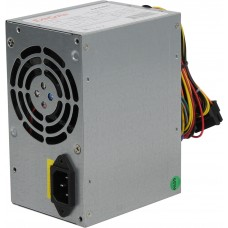 Блок питания 400W Exegate AAA400, ATX, SC, 8cm fan, 24p+4p, 2*SATA, 1*IDE + кабель 220V с защитой от выдергивания
