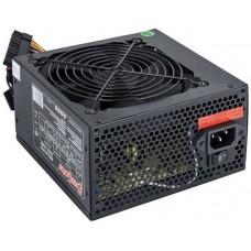 Блок питания 400W Exegate XP400, ATX, SC, black, 12cm fan, 24p+4p, 3*SATA, 2*IDE, FDD + кабель 220V с защитой от выдергивания
