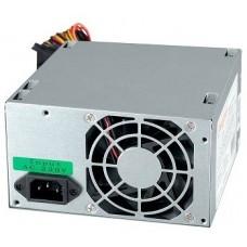Блок питания 400W Exegate AB400, ATX, SC, 8cm fan, 24p+4p, 3*SATA, 2*IDE, FDD + кабель 220V с защитой от выдергивания