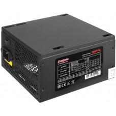 Блок питания 350W ExeGate 350PPE, ATX, SC, black, APFC, 12cm, 24p+4p, PCI-E, 5*SATA, 3*IDE, FDD + кабель 220V с защитой от выдергивания