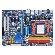 Материнская плата БУ GigaByte GA-MA770-US3 SocketAM2+ AMD770.PCI-E+GbLAN+1394 SATA RAID ATX 4DDR-II