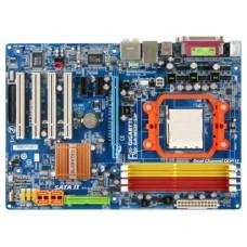 Материнская плата БУ GIGABYTE GA-M52S-S3P SocketAM2 .GeForce 6100.430/nForce520. PCI-E+GbLAN SATA R