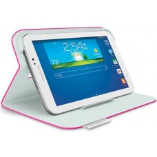 Чехол Logitech folio for Samsung Galaxy tab3 7'' fantasy pink 939-000758