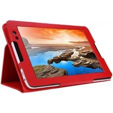 Чехол it Baggage для планшета Lenovo idea tab a8-50 (a5500) 8'' искус. кожа красный itlna5502-3 ITLNA5502-3