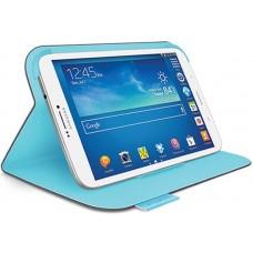 Чехол Logitech folio for Samsung Galaxy tab3 8'' dark clay grey 939-000746