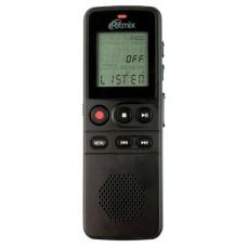 Цифровой диктофон Ritmix rr-810 4гб черный RR-810