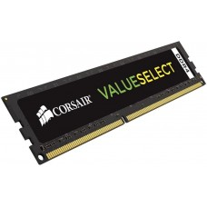 Corsair ValueSelect DDR4 DIMM 2133MHz PC4-17000 CL15 - 4Gb CMV4GX4M1A2133C15 CMV4GX4M1A2133C15