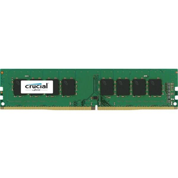 Память Crucial CT4G4DFS824A DDR4 4Gb (pc-19200) 2400MHz Single Rankx8 CT4G4DFS824A
