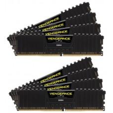 Оперативная память ddr4 8x8gb 2400mhz Corsair cmk64gx4m8a2400c14 rtl pc4-19200 cl14 dimm 288-pin 1.2в CMK64GX4M8A2400C14