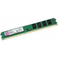 Память Kingston ddr3 2Gb 1333mhz kvr13n9s6/2 rtl pc3-10600 cl9 dimm 240-pin 1.5в