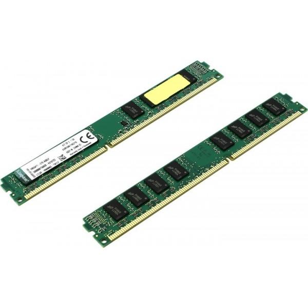 Kingston ValueRAM PC3-12800 DIMM DDR3 1600MHz CL11 - 16Gb KIT (2x8Gb) KVR16N11K2/16 KVR16N11K2/16