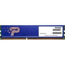 Patriot Memory DDR4 DIMM 2133Mhz PC4-17000 CL15 - 4Gb PSD44G213382H PSD44G213382H