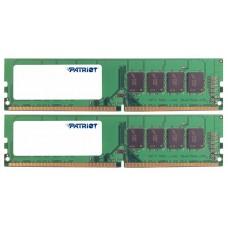 Patriot Memory DDR4 DIMM 2133MHz PC4-17000 - 8Gb KIT (2x4Gb) PSD48G2133K PSD48G2133K