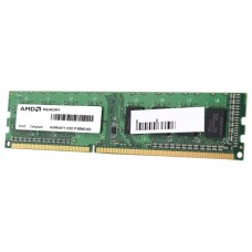 Память DDR3 2Gb 1600MHz AMD (R532G1601U1S-UGO) OEM green