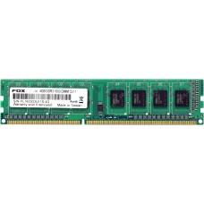 Foxline dimm 4gb 1600 ddr3 cl11 (512*8) 1.35v FL1600D3U11SL-4G