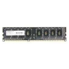 Память DIMM DDR3 (1600) 4Gb AMD Radeon Black R534G1601U1S-UO. CL11 bulk R534G1601U1S-UO/2S-UO