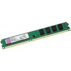 Модуль памяти Kingston kvr13n9s8h/4. cl9. h=30mm ddr3 (1333) 4gb. rtl KVR13N9S8H/4