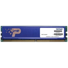 Память DDR3 4Gb 1333MHz Patriot PSD34G13332 RTL PC3-10600 CL9 DIMM 240-pin 1.5В PSD34G13332