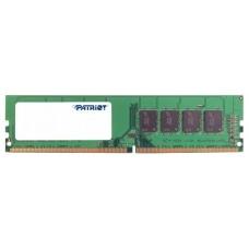 Оперативная память Patriot PSD44G266681H. DIMM DDR4 (2666) 4Gb. 1.2V. черный радиатор. RTL PSD44G266681H