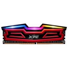 Оперативная память Adata XPG DDR4 3600 8GB Red 1024X8 Single Color Box-RED SD40-HS AX4U360038G17-SR40