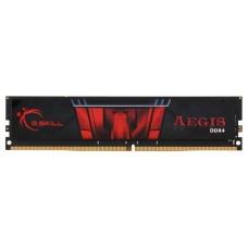 Модуль памяти DDR4 G.SKILL AEGIS 16GB 3000MHz CL16 PC4-24000 1.35V / F4-3000C16S-16GISB F4-3000C16S-16GISB