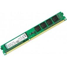Оперативная память Kingston DDR 4 DIMM 4Gb PC19200. 2400Mhz. Kingston VLP (very low profile) (KVR24N17S6L/4) (retail) KVR24N17S6L/4