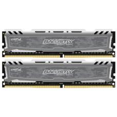 Память Crucial BLS2K4G4D26BFSB DDR4 2x4Gb 2666MHz PC4-21300 CL16 DIMM 288-pin 1.2В kit BLS2K4G4D26BFSB