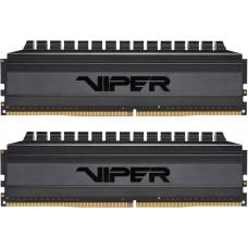 Оперативная память Patriot DDR 4 DIMM 16Gb (8GBx2) PC28800. 3600Mhz. BLACKOUT Kit (PVB416G360C7K) (retail) PVB416G360C7K