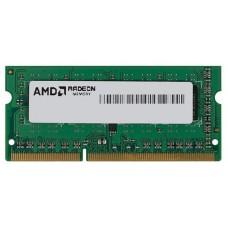 AMD DDR3 SO-DIMM 1600MHz PC3-12800 CL11 - 4Gb R534G1601S1S-UGO R534G1601S1S-UGO