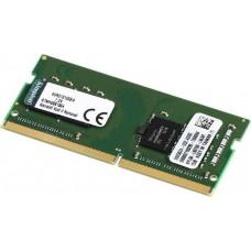 Kingston DDR4 SO-DIMM 2666MHz PC-21300 CL19 - 4Gb KVR26S19S6/4 KVR26S19S6/4