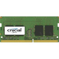 Оперативная память Crucial sodimm 2gb ddr4 2400 mt/s (pc4-19200) cl17 sr x16 unbuffered 260pin CT2G4SFS624A