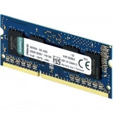 Kingston DDR3 SO-DIMM 1333MHz PC3-10600 - 2Gb KVR13S9S6/2 KVR13S9S6/2