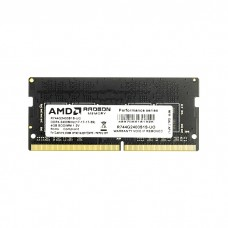 Оперативная память Amd 4gb ddr4 2400mhz sodimm oem R744G2400S1S-UO