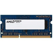 Память SO-DDR3 2Gb 1600MHz AMD (R532G1601S1S-UO) OEM R532G1601S1S-UO