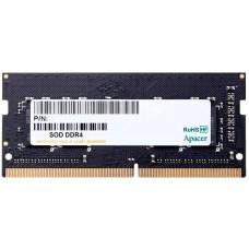 Память оперативная Apacer AS04GGB24CETBGH 4GB PC-19200 DDR4-2400 (SODIMM) AS04GGB24CETBGH