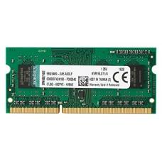 Модуль памяти SODIMM DDR3L (1600) 4Gb Kingston KVR16LS11/4. CL11. 1.35V KVR16LS11/4