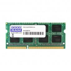 Память оперативная GoodRAM GR1333S364L9/2G DDR3 SDRAM (2ГБ.1333МГц(PC3-10600)) CL9 GR1333S364L9/2G