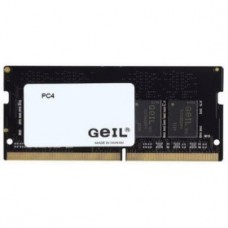 Память оперативная GeIL 4GB DDR4 2400 SO DIMM GS44GB2400C17S Non-ECC. CL17. 1.2V. Bulk