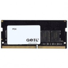Память оперативная GeIL 4GB DDR4 2666 SO DIMM GS44GB2666C19S Non-ECC. CL19. 1.2V. Bulk