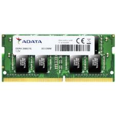 Модуль памяти ADATA DDR4 2666 4GB SO-DIMM SINGLE TRAY AD4S2666J4G19-S