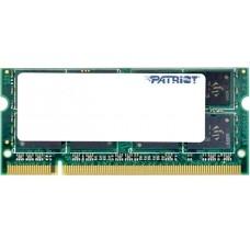 Оперативная память PATRIOT SL 8GB 2666MHz SODIMM PSD48G266681S