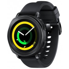 Ремешок Samsung Galaxy Gear Sport Classic Leather оливковый (GP-R600BREEBAE) GP-R600BREEBAE