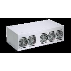 Система GPU Manli M-P1061009-N1 9XP106-100-6GB. celeron. 4GB. 64GB SSD. USB. LAN. w/o OS M-P1061009-N1
