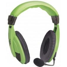 Гарнитура Defender gryphon hn-750 зеленая 63749