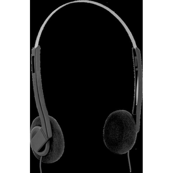 Гарнитура Defender aura 99 черный (кабель 1.8м) 63099