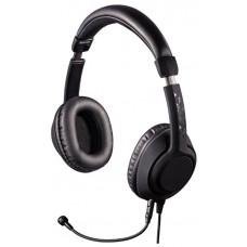 Гарнитура Hama black desire черный 1.8м мониторы оголовье 00053984