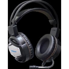 Гарнитура Defender Warhead G-500 игровая. коричневая/черная 64150