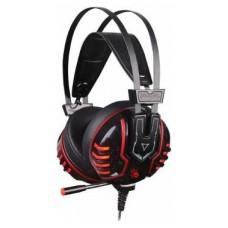 Наушники с микрофоном A4tech Bloody m615 черный 2.2м M615B/R