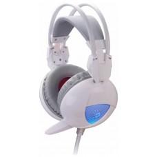 Наушники с микрофоном A4tech Bloody g310 белый 2.2м G310