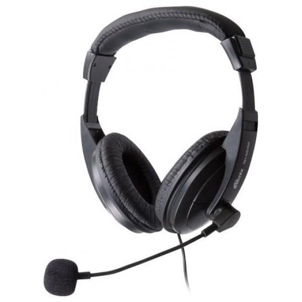 Наушники Ritmix rh-524m диам дин:40 мм.частот хар-ка:20-20 кгц.сопр:32 ом.чувст:105 дб+/-3дб.чувст мик:-58дб+/-3дб.разъем:3.5мм+3.5мм.кабель 2 м 15119227